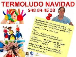 Termoludo Navidad con Romero