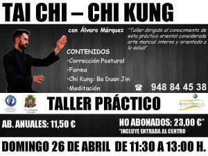 Taller Tai Chi - Chi Kung