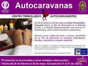 PROMOCION AUTORARAVANAS 16